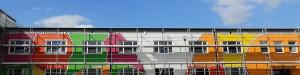 Fassadenanstrich als Bild für die Optimierungen auf Ihrer Website