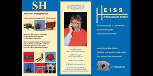 Flyer Heiss Anbaugeräte GmbH
