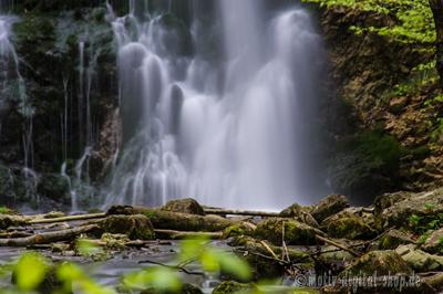 Fotorecht - Wasserfall