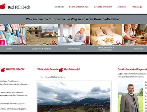 Gewerbe Bad Feilnbach – Bund der Selbständigen