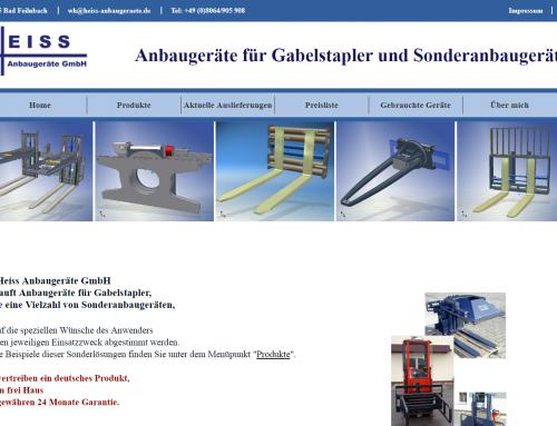 Heiss Anbaugeräte GmbH